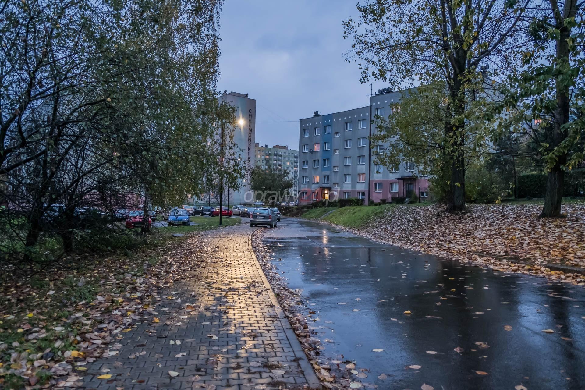 Pięć ulic w Rudzie Śląskiej z nowym oświetleniem
